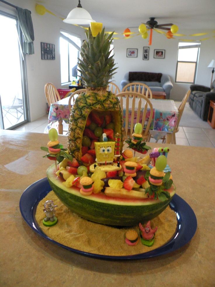 Spongebob Squarepants theme.