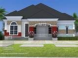 Home Plans For Bungalows In Nigeria