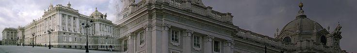 Palacio Real Madrid  Inicio de la construcción: 1734  Inauguración: 1755  Dirección: Calle Bailén, s/n, 28071 Madrid  Teléfono: 914 54 87 00  Estilos arquitectónicos: Arquitectura clásica, Clasicismo, Arquitectura del Barroco  Arquitectos: Francesco Sabatini, Filippo Juvara, Giambattista Sacchetti, José Segundo de Lema      http://www.patrimonionacional.es/Home/Palacios-Reales/Palacio-Real-de-Madrid.aspx