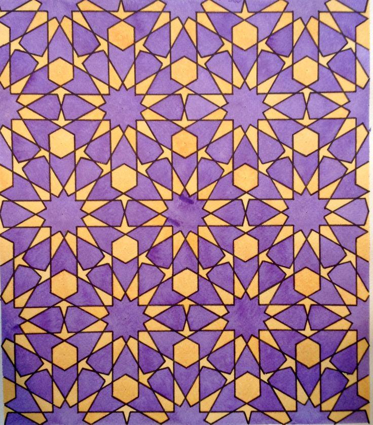Pattern Geometry 58 Best Islamic Patterns Art Images On Pinterest  Geometric .