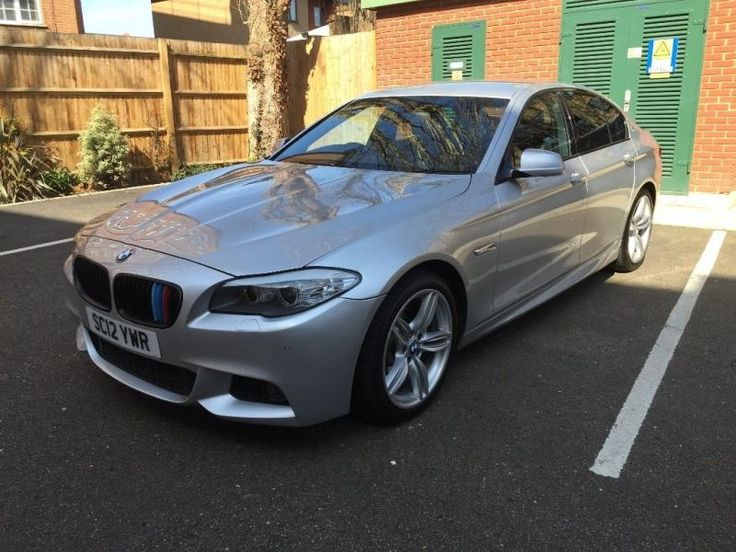 BMW 520d M Sport Automatic  #RePin by AT Social Media Marketing - Pinterest Marketing Specialists ATSocialMedia.co.uk