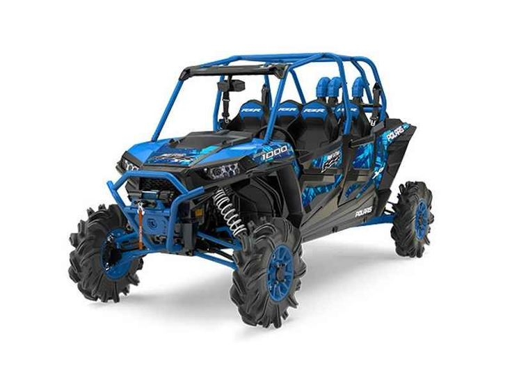 New 2017 Polaris RZR XP 4 1000 EPS High Lifter Edition ATVs For Sale in Michigan.