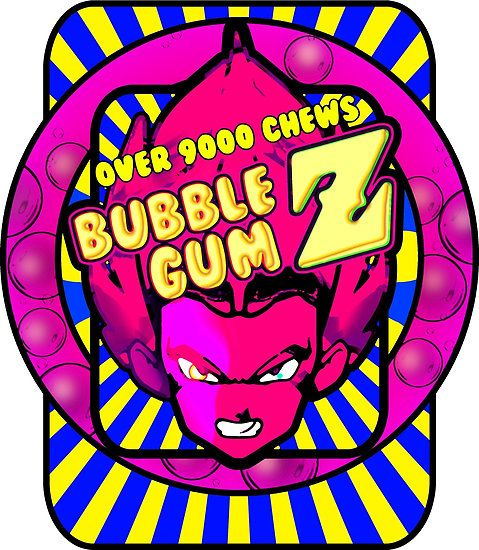 bubble gum z by PHts