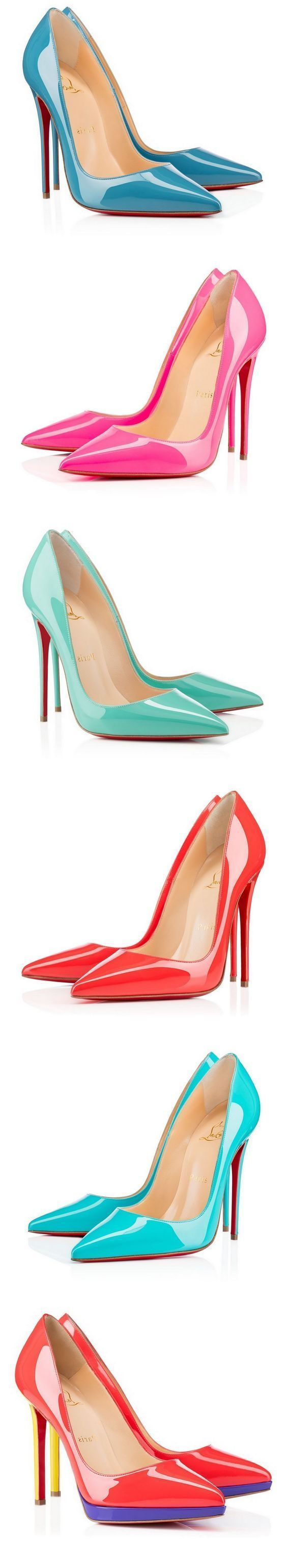 Christian Louboutin High Heels Collection & More Luxury Details #christianlouboutinnails