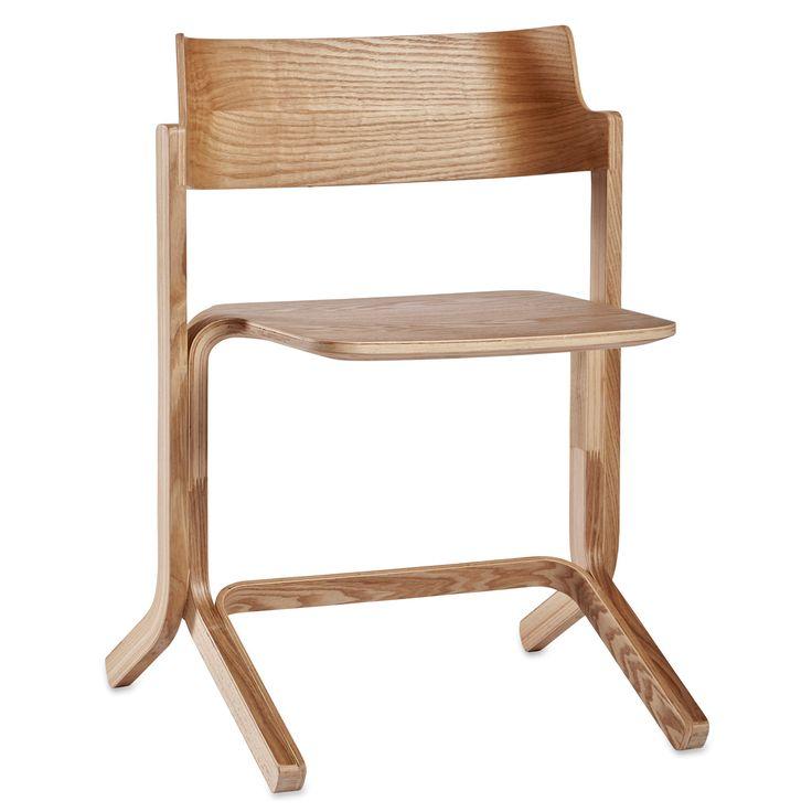 Ru stol, ask i gruppen Möbler / Stolar & Pallar / Stolar hos RUM21.se (123625)