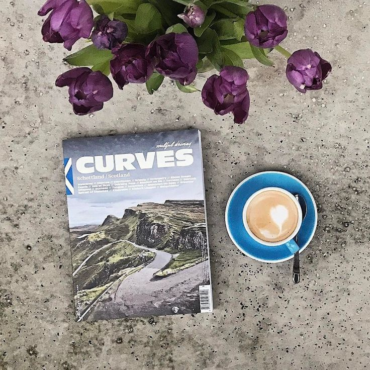 Good morning Tuesday! Hello Curves Magazine  Number 8: Scotland. Curves  Soulful Driving is an enthusiasts magazine produced in high quality for people who are passionate about driving cars riding motorbikes or cycling and are in search of pleasure and adventure on the road. Scotland is not exactly one of the most glamorous destinations in the world. Its isolated terribly difficult to reach and has weather that can only be forecast as changeable. Yet there is a certain charm in its…
