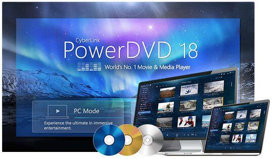 PowerDVD - World's No  1 Movie & Media Player for discs