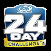 Check out the AdvoCare® 24-Day Challenge™ iPhone app! Also available for Android.