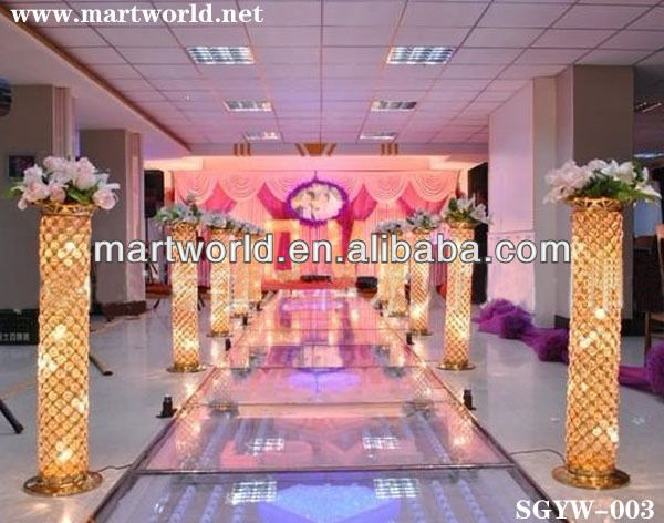 Decorating columns for wedding simple decorating columns for elegant led rgb light crystal pillars wedding stage decoration sgym wedding stage pinterest wedding stage decorations wedding stage and stage with junglespirit Choice Image