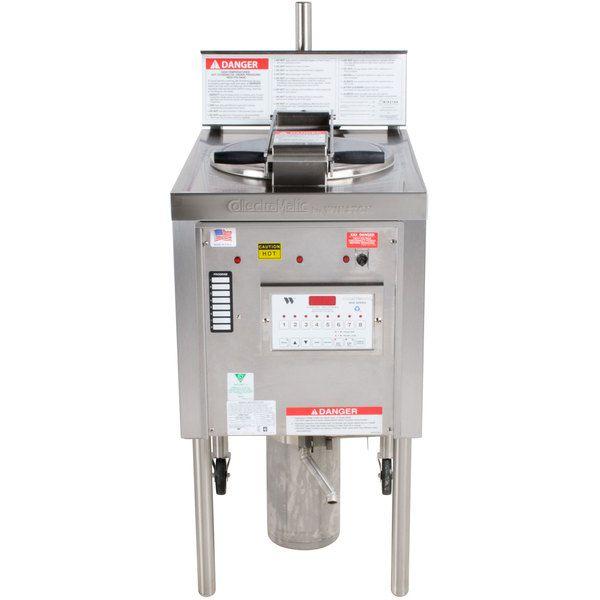 Winston Industries LP56 Collectramatic 75 lb. Electric Pressure Fryer