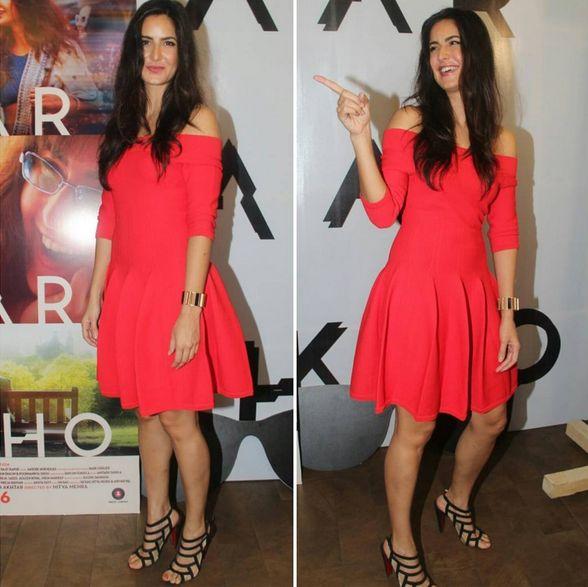 How To: Get Katrina Kaif's Baar Baar Dekho Look For Less