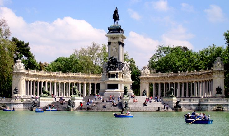 """תיירות ונופש בחו""""ל מלונות ואטרקציות: אטרקציות תיירות מרכזיות במדריד"""