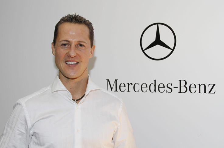 Michael Schumacher & Mercedes GP