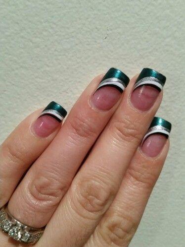 Eagles Nail Design