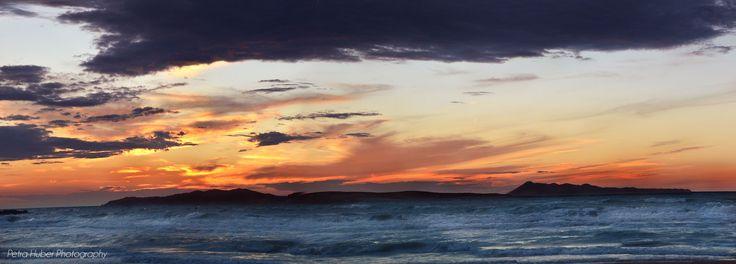 Sunset Agios Stefanos