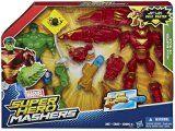Marvel Avengers Hero Mashers Hulkbuster Vs Hulk Action Figure Set