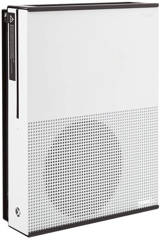 Hideit X1s Mount Black Xbox One S Wall Made In The Usa Review