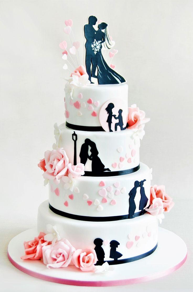 Delicat pink este un tort de nunta creat special pentru a spune povestea de dragoste a viitorilor soti, decorat cu eleganta si rafinament, acesta este cu siguranta spectacolul serii.