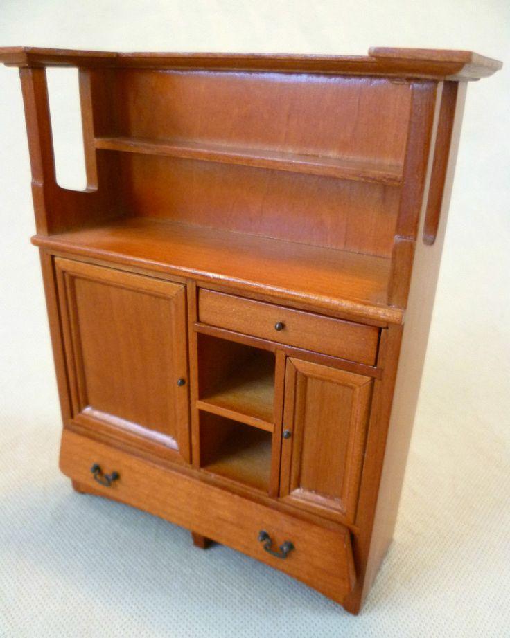 Dolls House Emporium Charles Rennie Mackintosh Dining Room Dresser 3413 - Rare | eBay