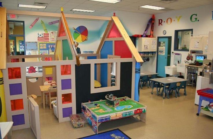 Kindergarten Classroom: Pre-Kindergarten Classroom