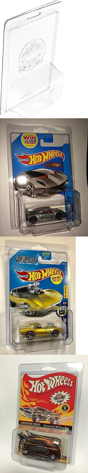 Display Cases and Stands 171135: Hot Wheels Car Case By Protech 25Ct. Bundle No Tax -> BUY IT NOW ONLY: $51.3 on eBay!