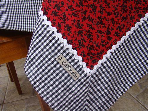 Toalha de mesa | 1,50X1,50m, 100% algodão | julianaguarinello | Flickr