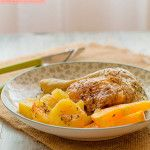 Pollo al horno. Cómo hacer pollo al horno paso a paso
