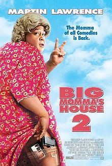 Big Momma's House 2 - Wikipedia, the free encyclopedia