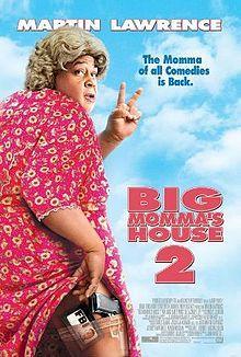 Big Momma's House 2 - Wikipedia, the free encyclopedia