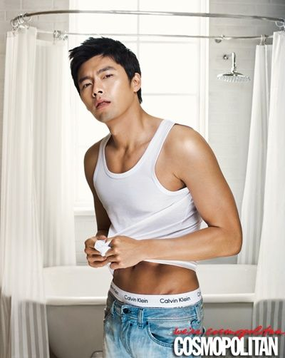 "#7 Hyun Bin only got sexier with age.  For his 31st birthday we're celebrating by sharing some of his most ""Bed-Licious"" photos. ."