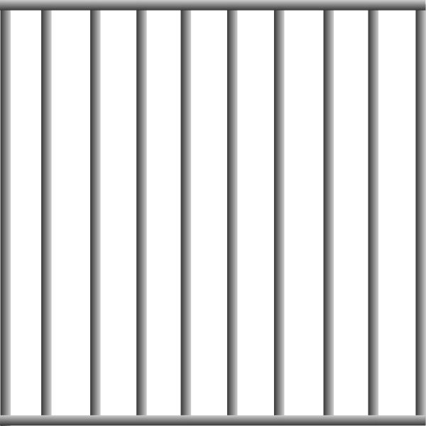 how to add jail bars to a picture