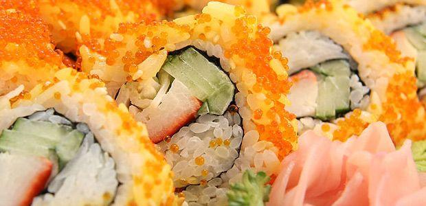 Калифорния - один из самых популярных роллов. Считается, что ролл Калифорния был создан в 1973 году Итиро Маситой, шеф-поваром ресторана Tokyo Kaikan в Лос-Анджелесе.