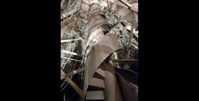 The world's scariest stairs part 07