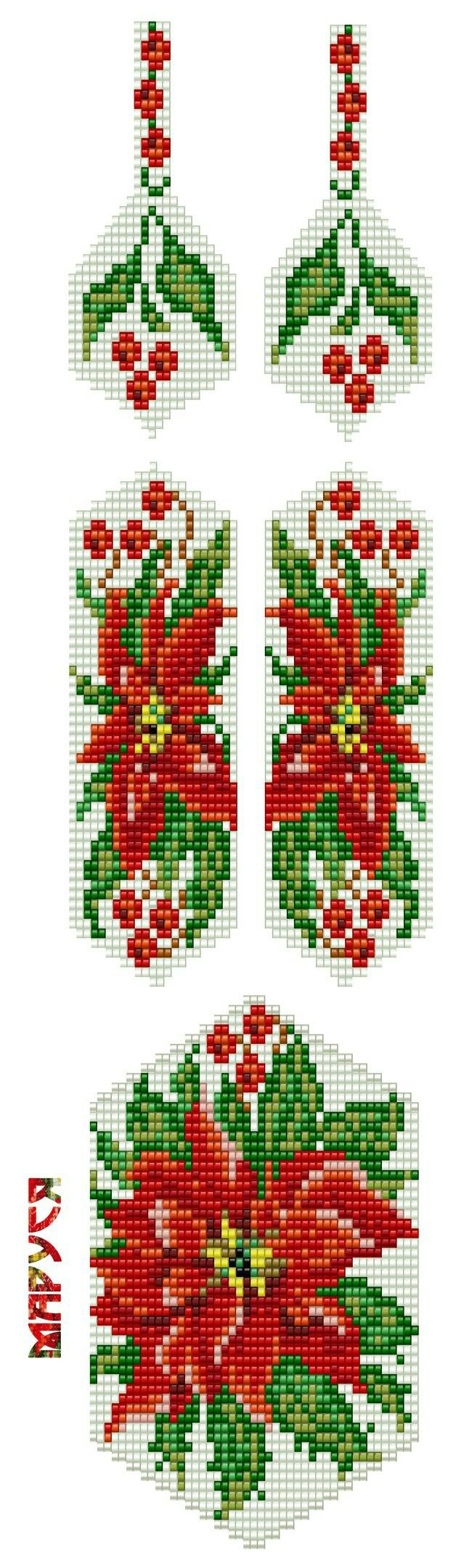 103 best images about loom beading patterns on pinterest loom beading tutorials baditri Images