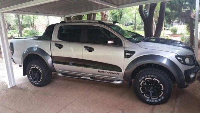 Ford Ranger Wildtrak In Full Raptor Guise