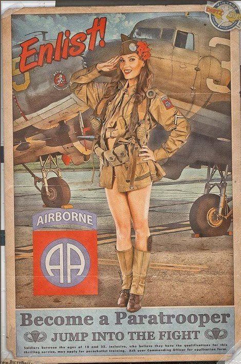 82nd Airborne Division!