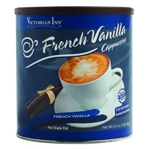 Find the Victorian Inn French Vanilla Instant Cappuccino - 32 Oz. by Victorian Inn at Mills Fleet Farm.  Mills has low prices and great selection on all Beverages.