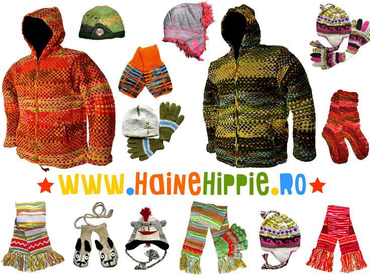 Mult aşteptata zăpadă a venit!! Noi o întâmpinăm la Haine Hippie cu preţuri promoţionale la toată colecţia de lână.㋡  ✿ http://www.hainehippie.ro/67-pardesie-jachete-veste ✿ http://www.hainehippie.ro/78-fulare-si-esarfe ✿ Transport GRATIS la 2 produse din: haine, şaluri, genţi