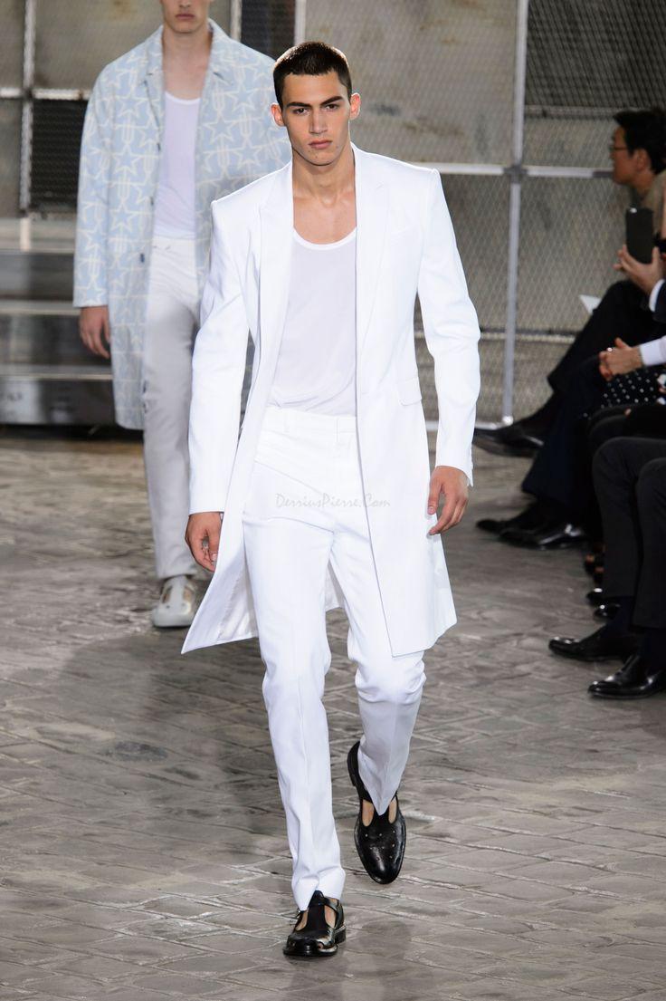 Givenchy SpringSummer 2016 Collection - Paris Fashion Week - DerriusPierreCom (49)