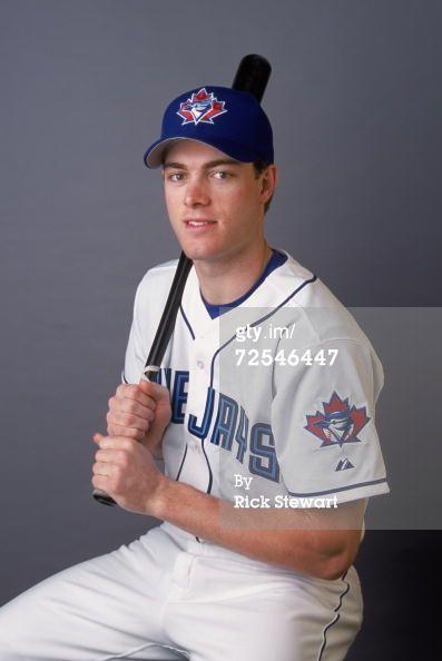 jayson werth blue jays | News Photo : Catcher Jayson Werth of the Toronto Blue Jays...