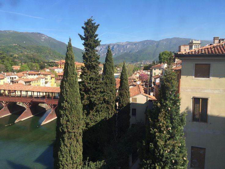 Vista dall'interno - Bassano del Grappa - Vicenza - Veneto - Italia