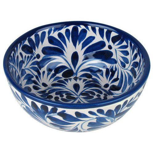 Mexican Blue & White Talavera Dinnerware | Indeed DecorIndeed Decor