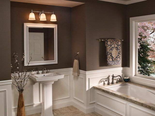 Bathroom Lighting Design small bathroom remodel with bathroom mirrors large bathroom mirrors also bathroom vanities sinks be 39 Stunning Contemporary Bathroom Lighting