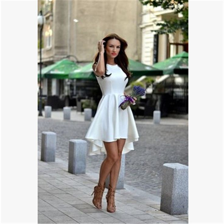 Summer dresses 2016 new year fashion women dress clothes for women sleeveless O-neck dress fall women's Clothing
