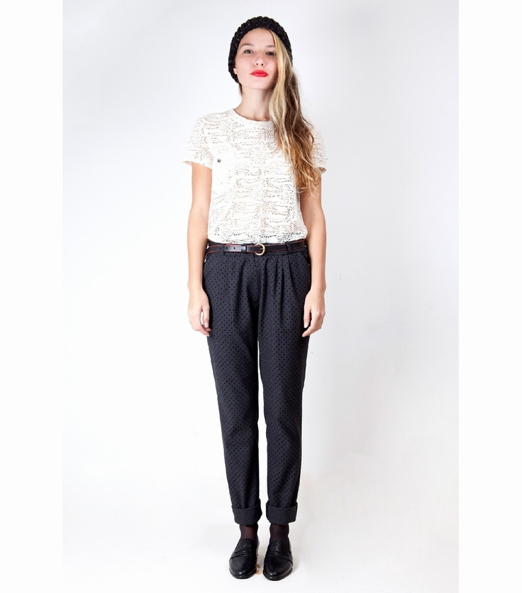 Centre Commercial - Roseanna Top Moon