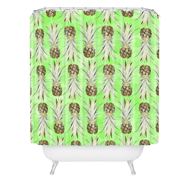 The 25+ best Green shower curtains ideas on Pinterest | Cactus ...