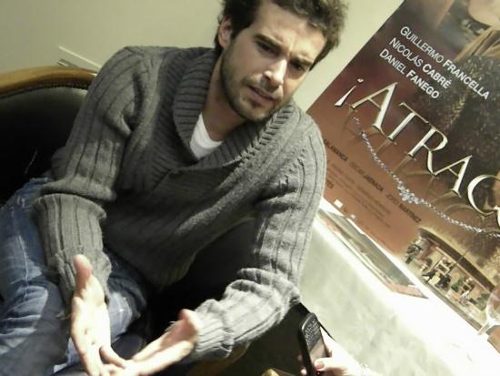 ¡Atraco! reúne a Guillermo Francella y Nicolás Cabré on http://negrowhite.net