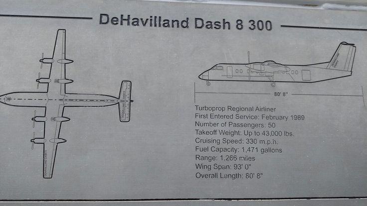 Dahaviland Dash 8 300