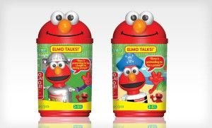 K'NEX Talking Elmo Kit for only $4.99!! Your little ones will love this-->> http://www.debtfreespending.com/?p=74513