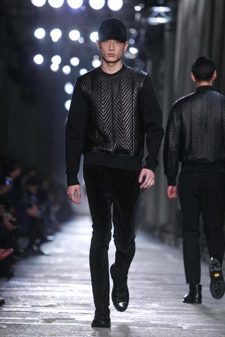 Neil Barrett AW 2013 Menswear Collection